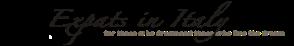 expats in Italy logo