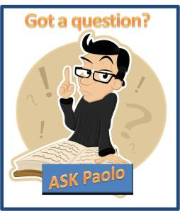 Ask Paolo logo