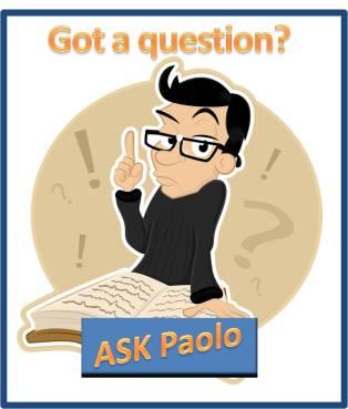 Ask Paolo logo