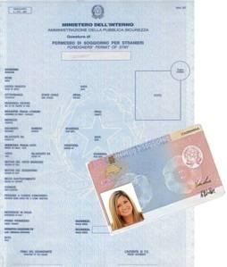 Permesso di Soggiorno for non EU citizens