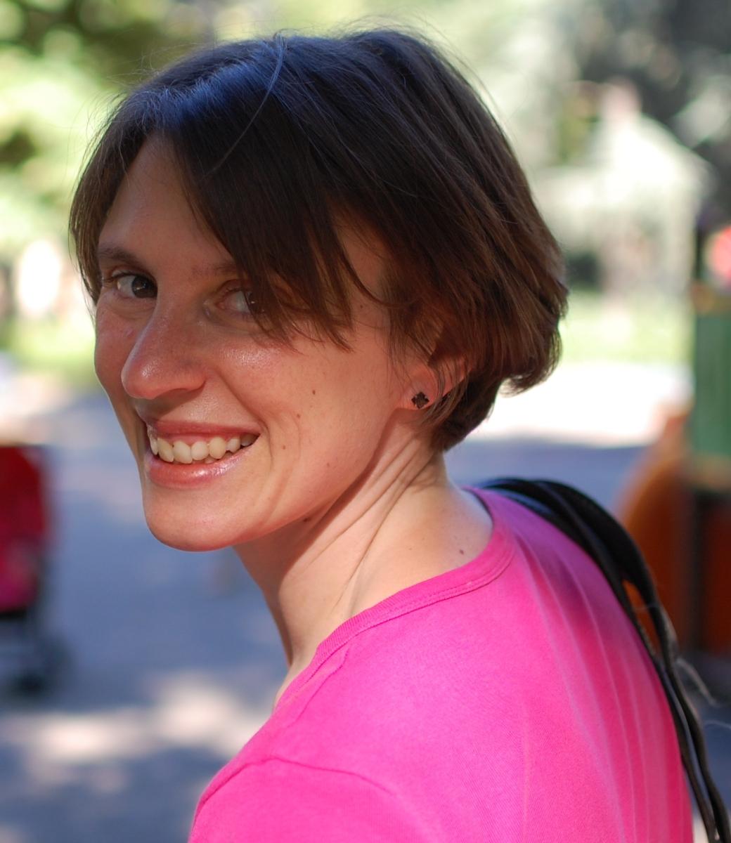 My Story: Rebecca Hamblin