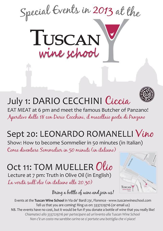 Tuscan Wine School