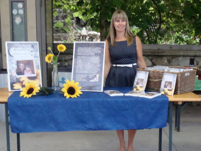 Jill book promotion