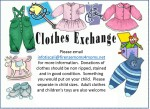 clothes exchange