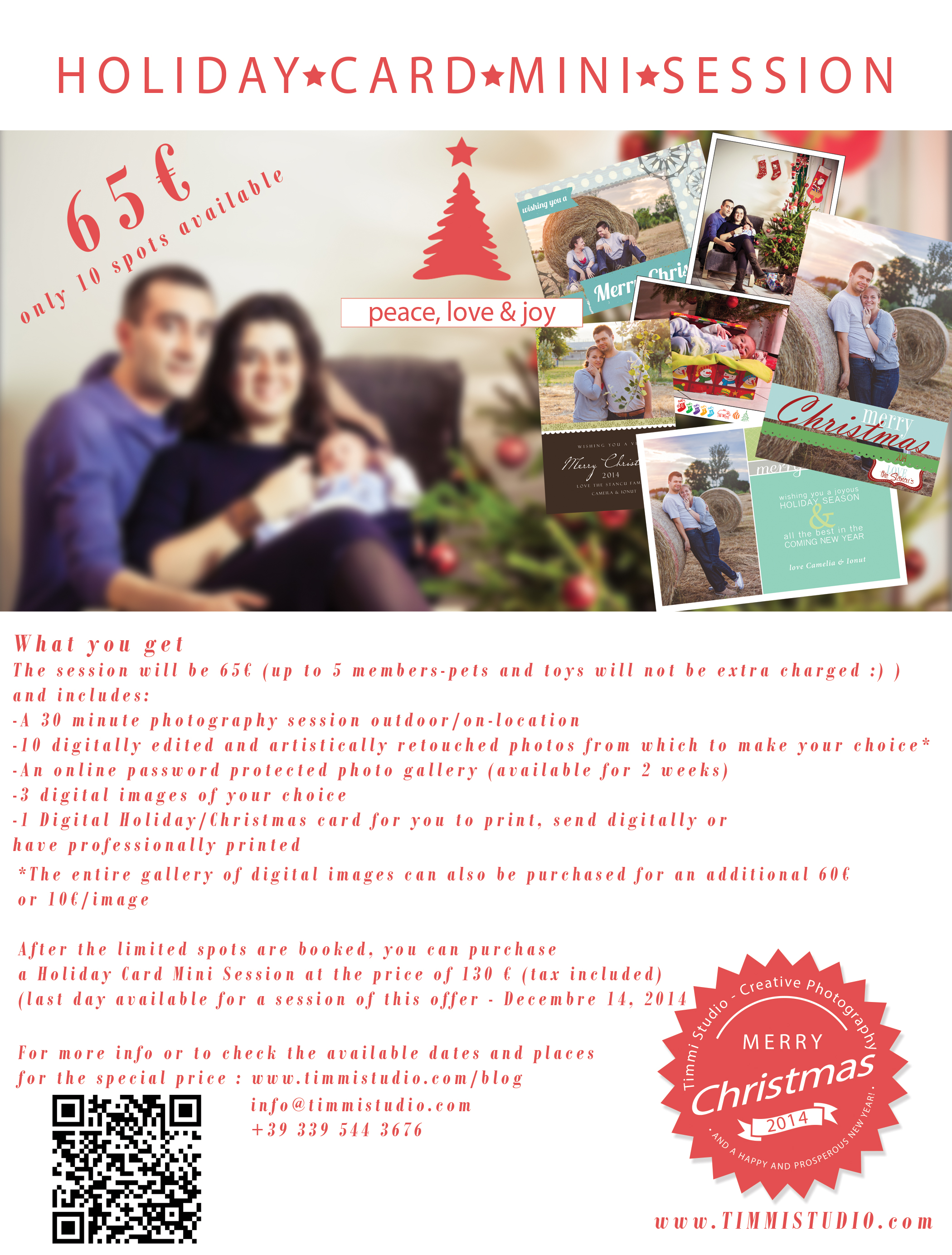 Personalized Holiday/Christmas Cards – Firenze Moms 4 Moms Network