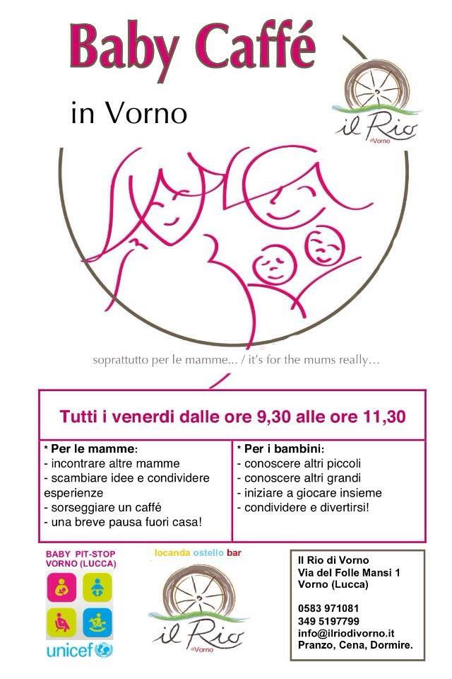 Baby Caffe in Vorno