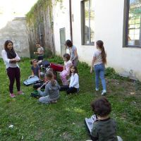 Free violin lessons for kids in Florence